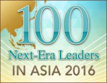 ジャパンタイムズ100Next-Era Leaders2016